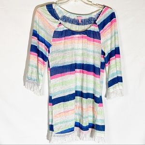 Lily Pulitzer cover up
